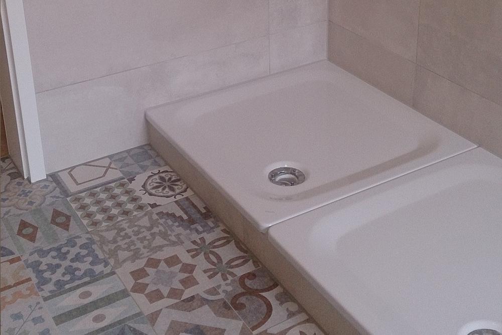 Duschanlagen mit wc fliesenverlegung in bad godesberg